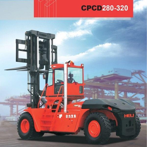 G系列 28-32吨内燃平衡重叉车 – 氦越南 – 优惠价中国叉车