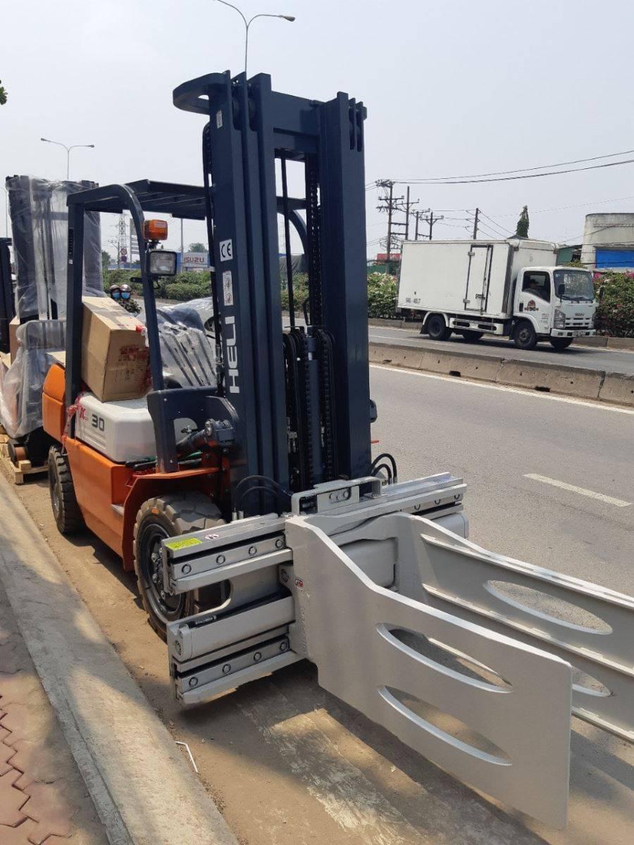 合力叉车配包夹 – 合力叉车 – 中国叉车