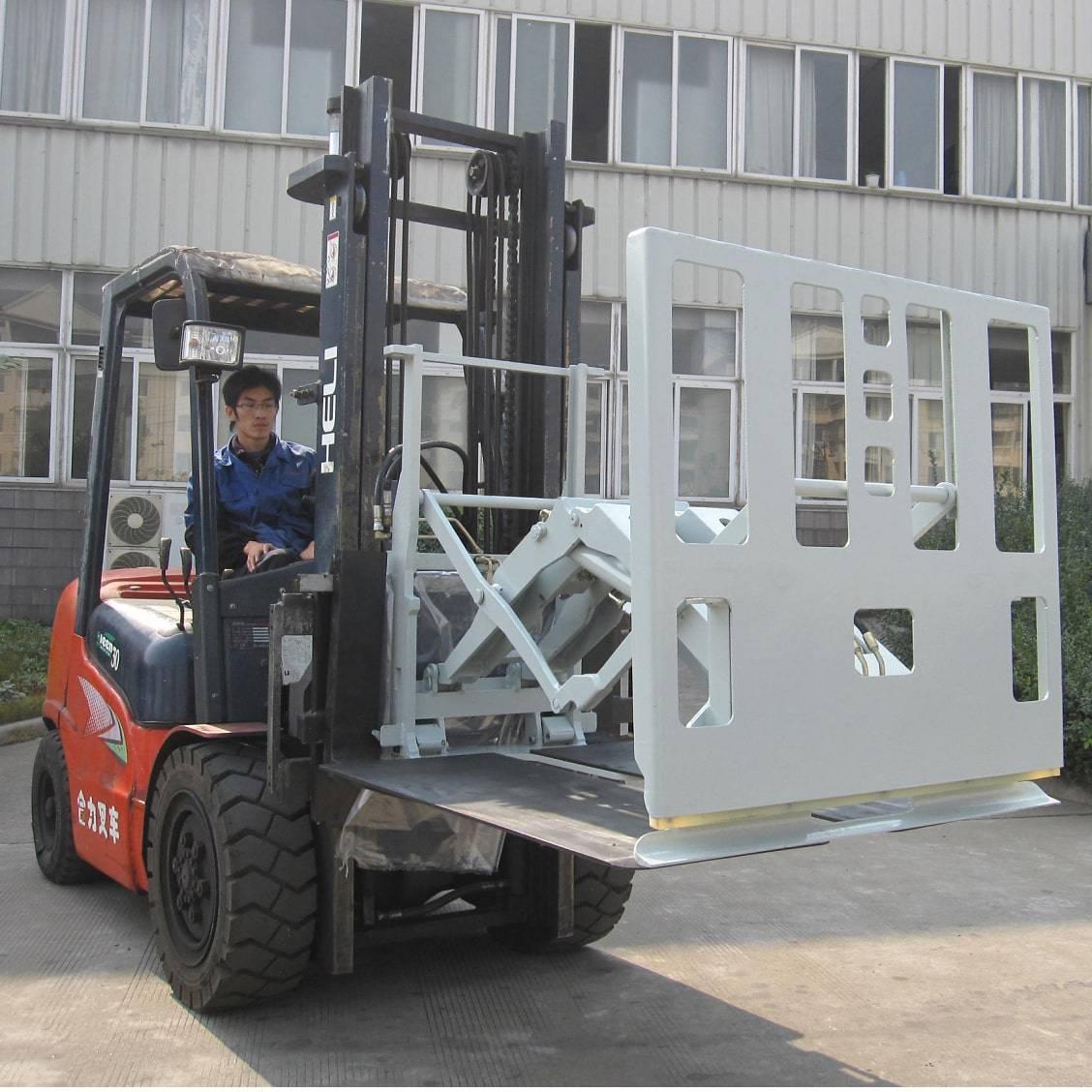 合力叉车 – 中国叉车 – 推拉器 – 快装式推拉器