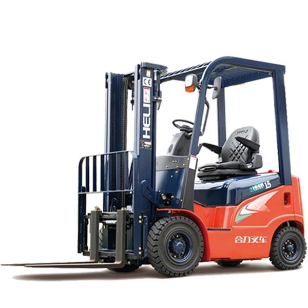 G系列 1-1.8吨柴油-汽油-液化气平衡重式叉车