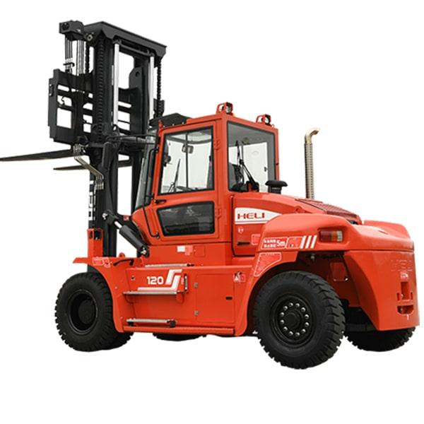 G系列 12-13.5吨(中配)内燃平衡重式叉车