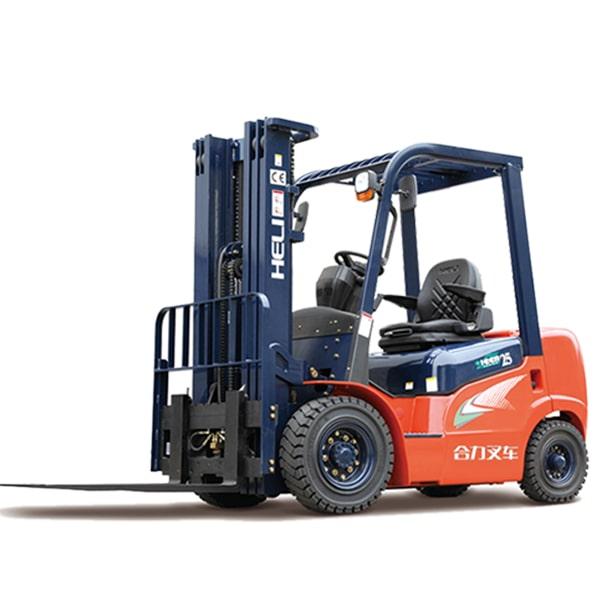 G系列 2-3.5吨柴油-汽油-液化气平衡重式叉车