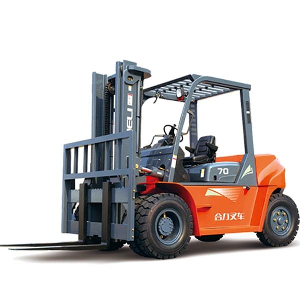 G系列 5-7吨柴油-汽油-液化气平衡重式叉车