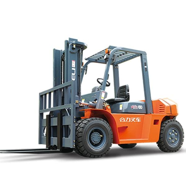 H2000系列 5-7吨柴油-汽油-液化气平衡重式叉车