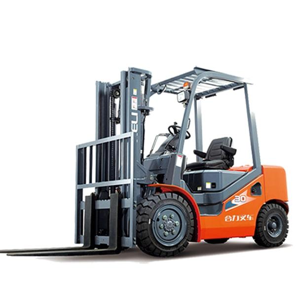 H3系列 2-3.2吨小轴距 汽油-液化气 平衡重式叉车