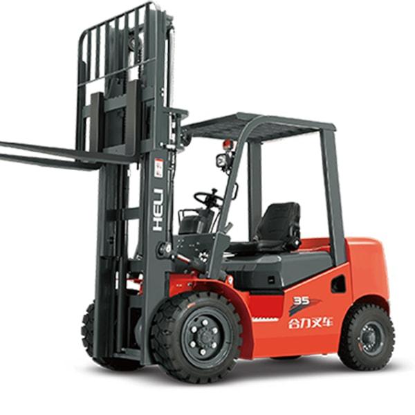 K2系列 2-3.5吨内燃平衡重式叉车